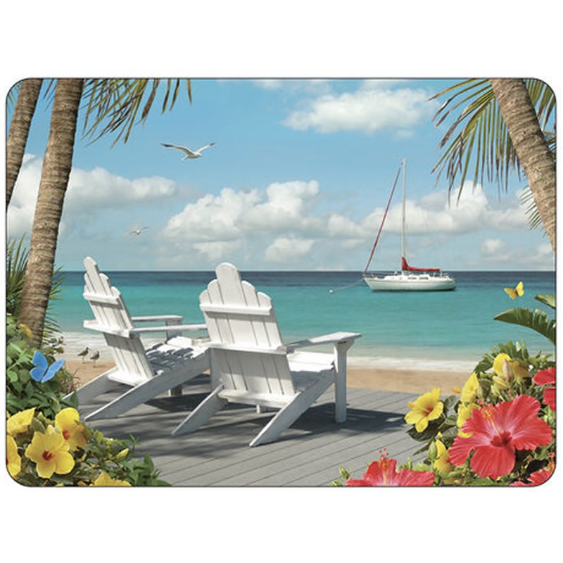 Pimpernel In the Sunshine Large Placemats