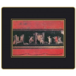 Lady Clare Placemats Pompeii scenes