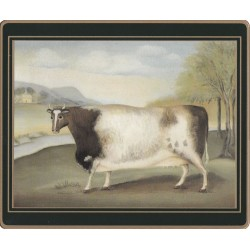 Cow design Lady Clare Naive Animals Coasters