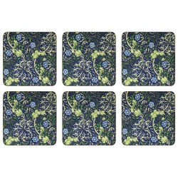 William Morris Seaweed Coaster