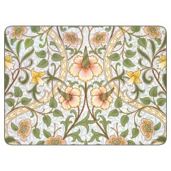 Castle Melamine William Morris Daffodil placemats