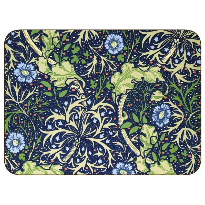 William Morris Seaweed placemats