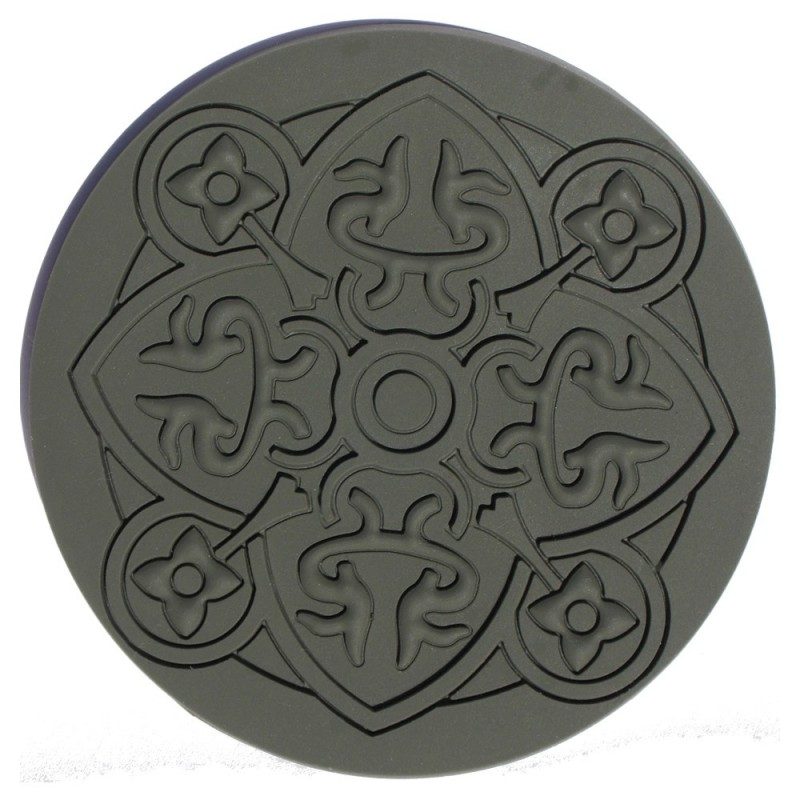 Dorient Silicone Coasters Urban Pepper Grey