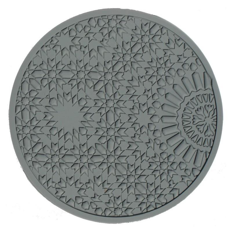 Dorient Silicone Coasters Urban Steel