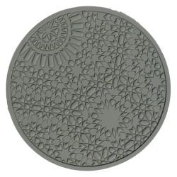 Dorient Silicone Coasters Urban Zinc