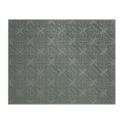 DOrient Urban Pepper Grey Silicone Placemats