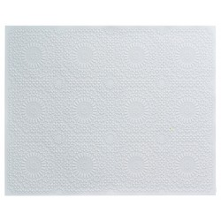 DOrient Urban White Silicone Placemats