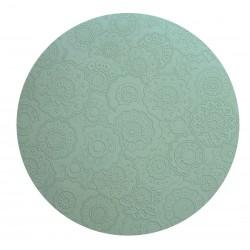 DOrient Urban Celadon Silicone Round Placemats