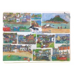 Emma Ball Cornwall placemats