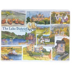 Emma Ball Lake District placemats