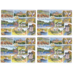 Emma Ball Lake District Tablemats