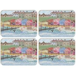 Emma Ball Abigail Mill Coastal Stitches Tablemats
