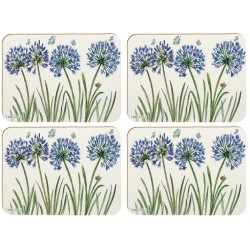 Emma Ball Caroline Cleave Agapanthus Tablemats
