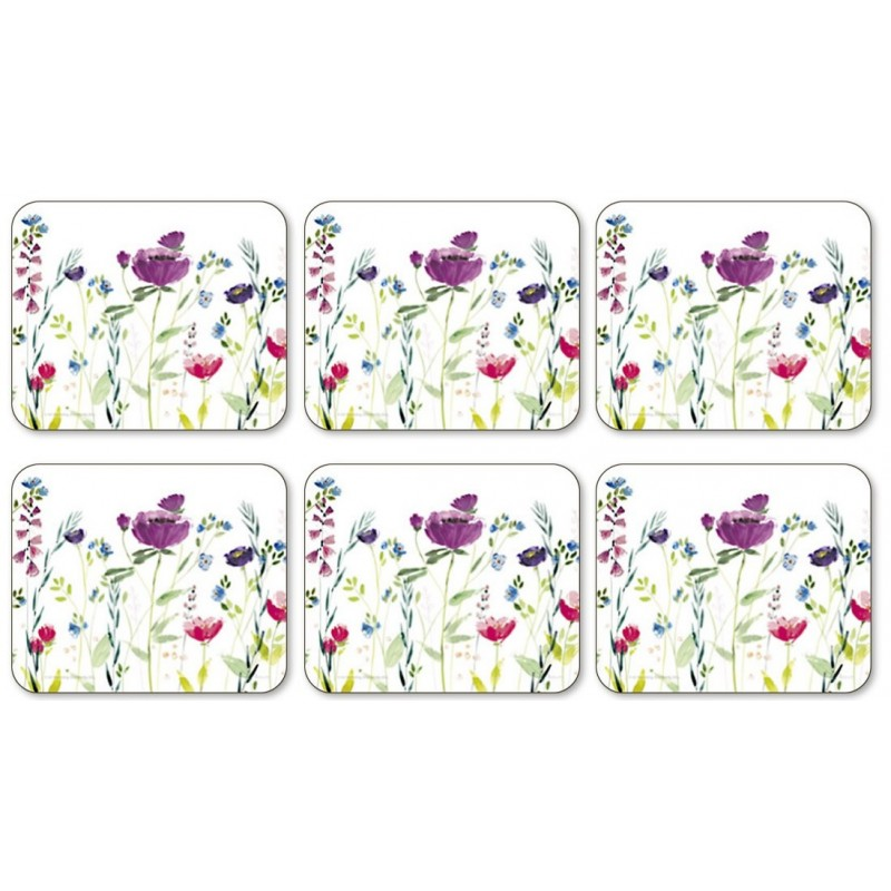 Jason Spring Flowers Coaster