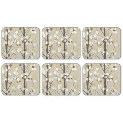 Jason Blossoming Trees Coaster