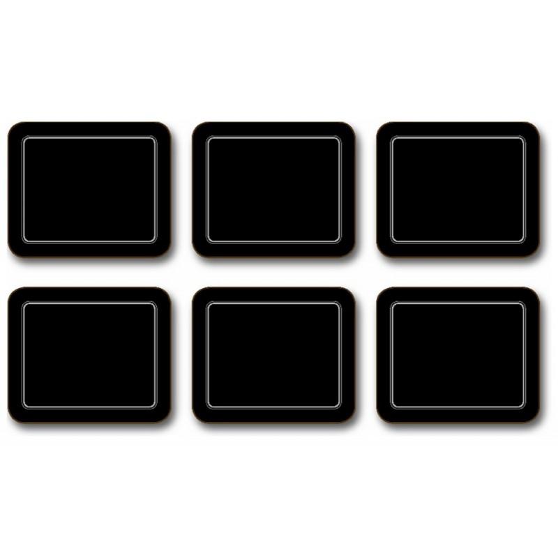 Jason EMBASSY BLACK Coaster
