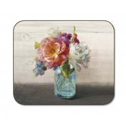Jason French Cottage Bouquet Coasters