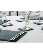 Slate Placemats and Associated Tableware Products