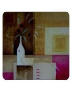 Selena Coasters, Melamine Surface, British Made